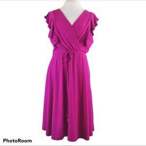 Ivanka Trump Fuschia Dress Size